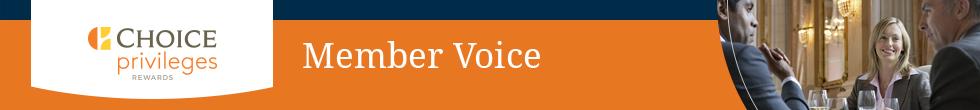 Choice Privileges Member Voice